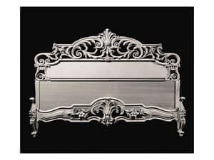 Bed art. 68, Doppelbett, venezianischen Barock-Stil