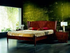 LE05 Fusion, Mit Einlage Hand Bett, klassische luxuriöse Art