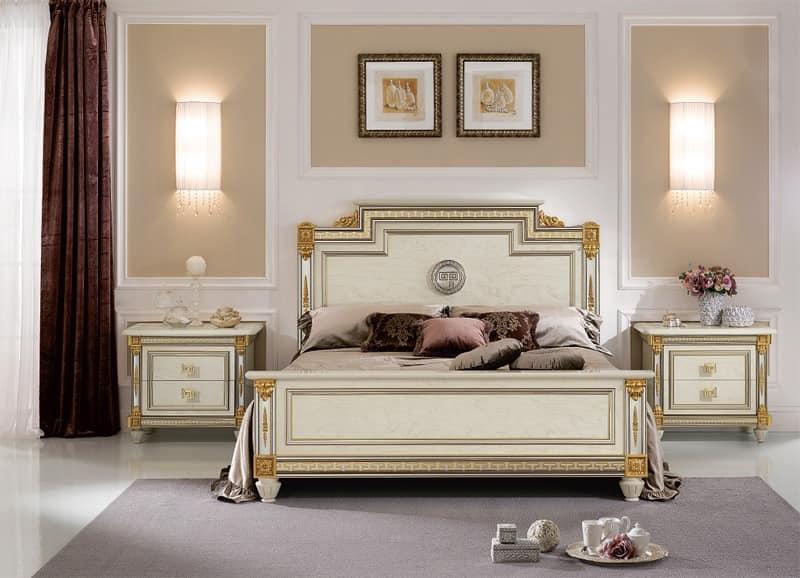 Luxus Betten doppelbett luxus design