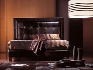 Palladio, Holzbetten Mit Verziertem Kopfteil Hotel Schlafzimmer