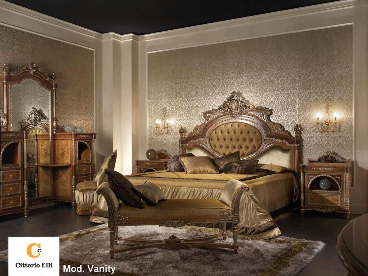 klassische betten luxury klassische bett kopfteil. Black Bedroom Furniture Sets. Home Design Ideas
