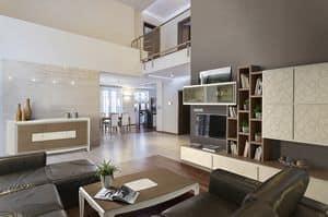 ST 25, Möbel für Wohnzimmer, fortgeführten Anschaffungs Türen