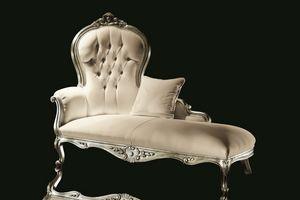 Carol Samt, Daybed, luxuriös klassischen Stil