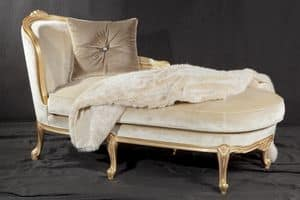 Sessel und hocker f r drau en barock idfdesign for Chaise longue halle