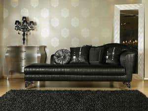BETSY chaise longue 8551L, Luxus klassischen Chaiselongue, verschiedenen Ausführungen, für das Büro