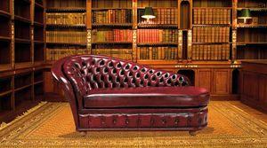 Di Marco Interior Sofa by Poltrone & Divani srl, Dormeuse