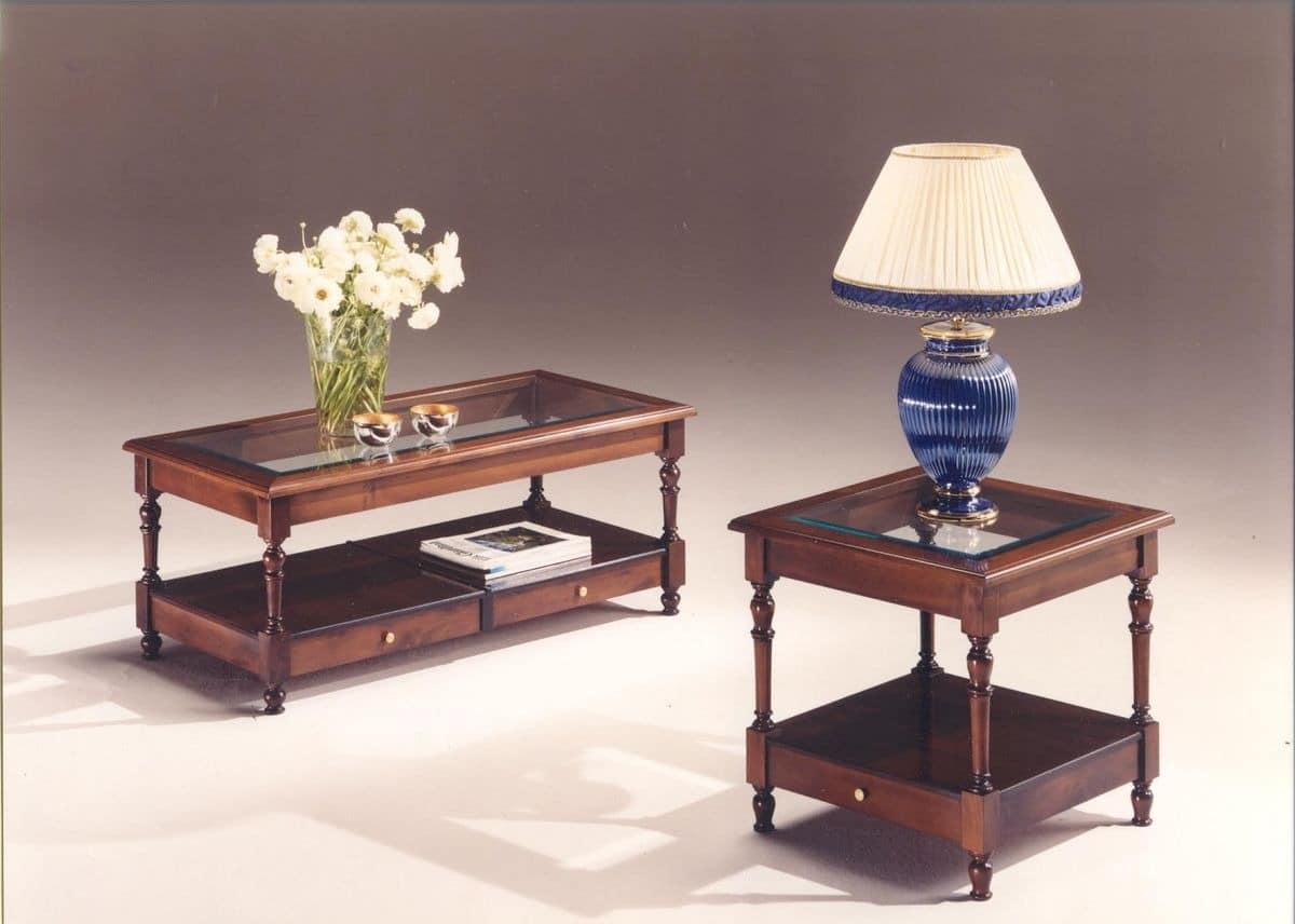 Uberlegen Affordable Couchtisch Holztische Mit Glasplatte Klassischen Stil With  Couchtisch Kleiner Raum With Couchtisch Kleiner Raum
