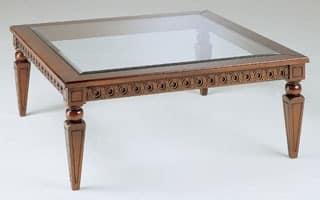 Art. 340 Creso, Luxus-Tabelle, von Hand dekoriert, für Zentrum Halle
