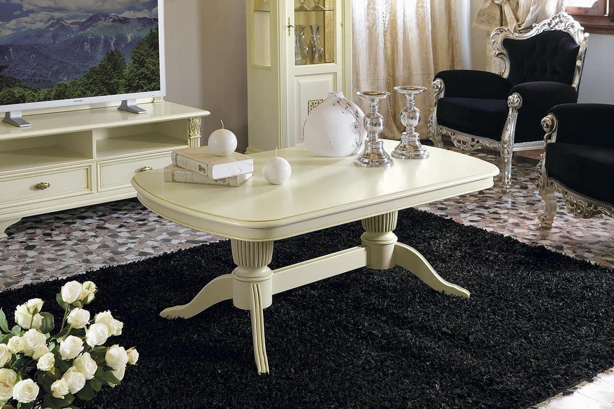 zentrum halle tisch f r luxuri se klassischen wohnzimmer. Black Bedroom Furniture Sets. Home Design Ideas