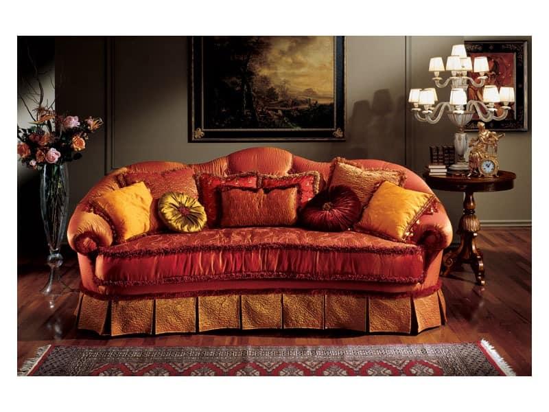 klassisches sofas wohnraum idfdesign. Black Bedroom Furniture Sets. Home Design Ideas