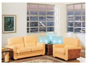 Bild von Pegaso Sofa, elegante polstersessel