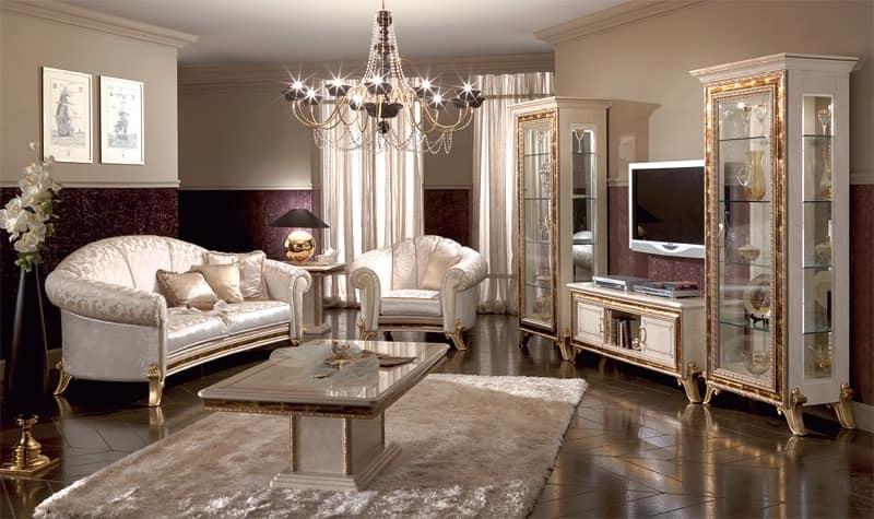 luxus wohnzimmer tische: tische kleine tische klassische stil luxus und klassisch quadratisch