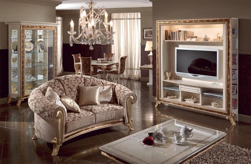 Luxus couchtisch f r mittelhalle glasplatte idfdesign for Luxus couchtisch