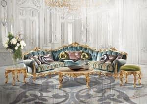 Saint Germain A/2714, Klassischer Luxus Tisch in der Mitte