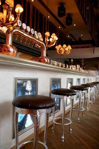 Club Leder, Klassischer Stuhl ideal für Hotels und Restaurants