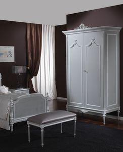 3650 Kleiderschrank, Kleiderschrank im Stil Louis XVI