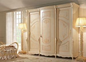aurora barock schrank von gotha luxury by macchi mobili srl hnliche produkte idfdesign. Black Bedroom Furniture Sets. Home Design Ideas
