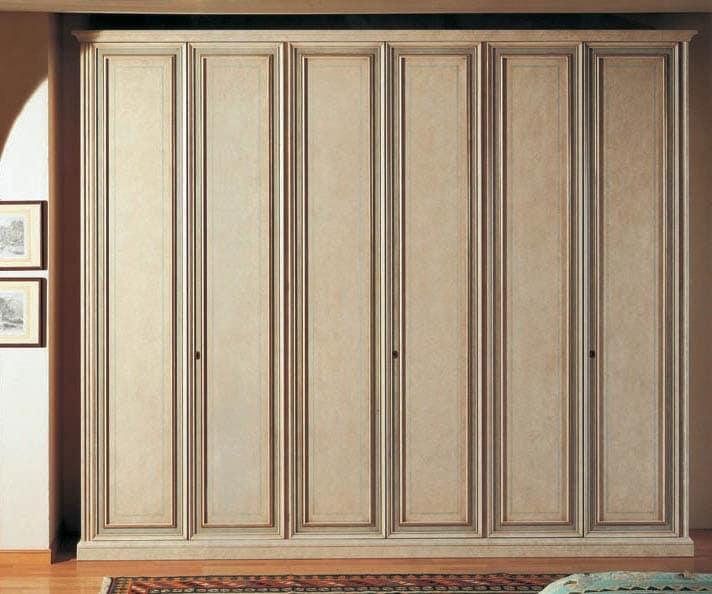kleiderschrank hoch alta m bel kleiderschrank mit 2 t ren 5 schubladen 192 cm hoch. Black Bedroom Furniture Sets. Home Design Ideas