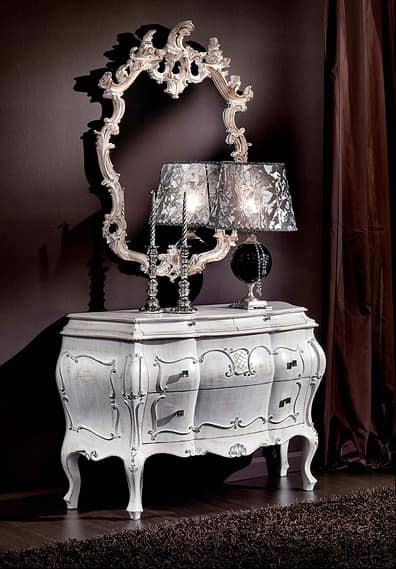 barock geschnitzt kommode f r historische villa idfdesign. Black Bedroom Furniture Sets. Home Design Ideas