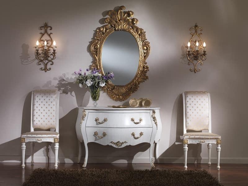 Luxus Klassischen Kommode Mit Bronzeschmuck Idfdesign