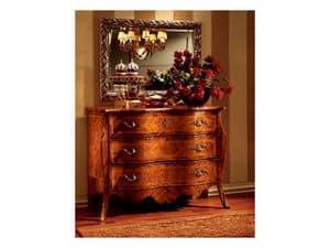Florence chest of drawers 707, Luxus klassischen Kommode für Schlafzimmer