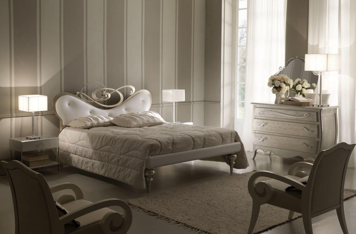 elegante kommode f r schlafzimmer idfdesign. Black Bedroom Furniture Sets. Home Design Ideas
