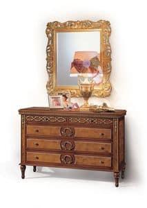 ParadiseDue, Schlafzimmermöbel , klassische Kommode