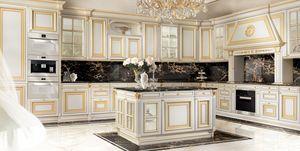 Küche 7350, Küche im klassischen Stil