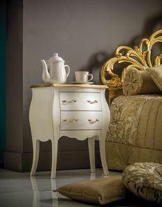 Art. 0183.015, Nachttisch für elegante Zimmer im klassischen Stil