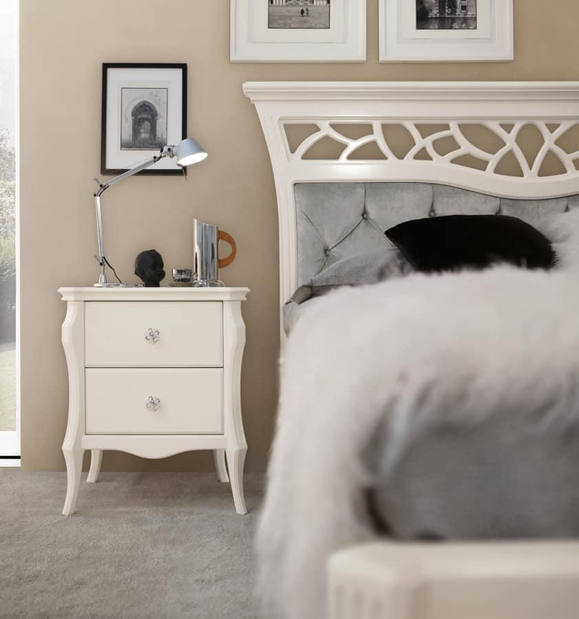 Nachttisch für Glamour Schlafzimmer | IDFdesign