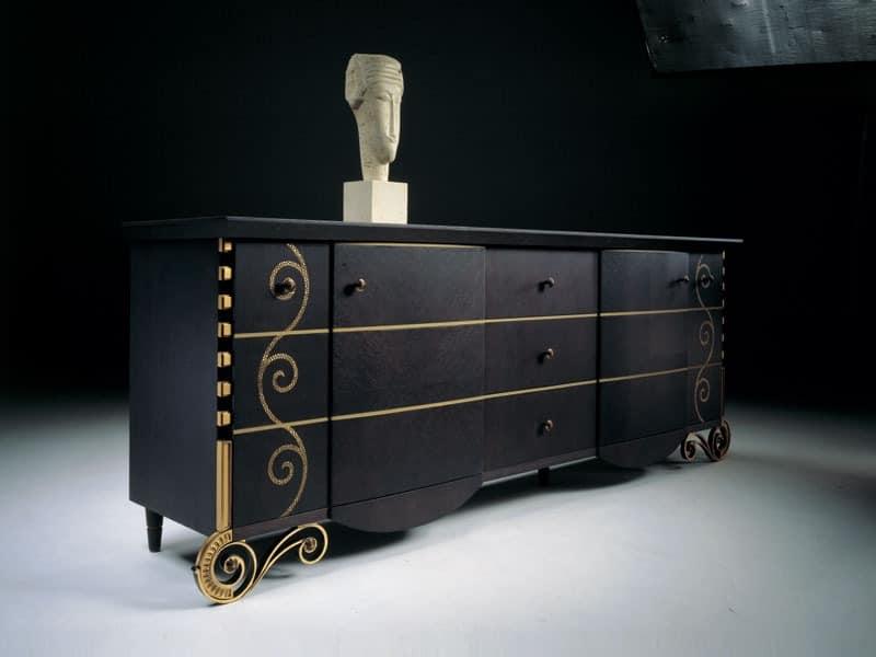 luxus wohnzimmer schränke:Luxus wohnzimmer schränke : Las Vegas Schrank von M2L di Marotta A