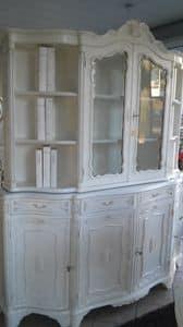 8235 VITRINE, Klassische Artschaufenster, handgemacht