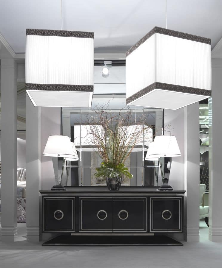 klassisches sideboard f r esszimmer idfdesign. Black Bedroom Furniture Sets. Home Design Ideas