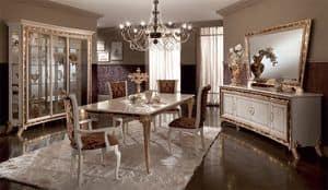 Raffaello Schrank, Luxury klassische schrank für die Gaststätten