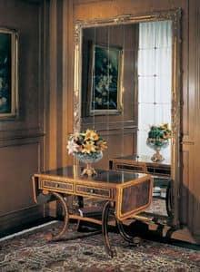 tische schreibtische klassische stil luxus und klassisch. Black Bedroom Furniture Sets. Home Design Ideas