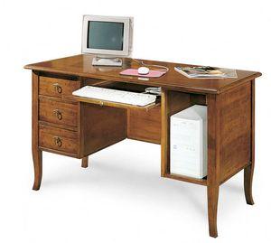 Art. 104, Schreibtisch mit ausziehbarer Oberseite