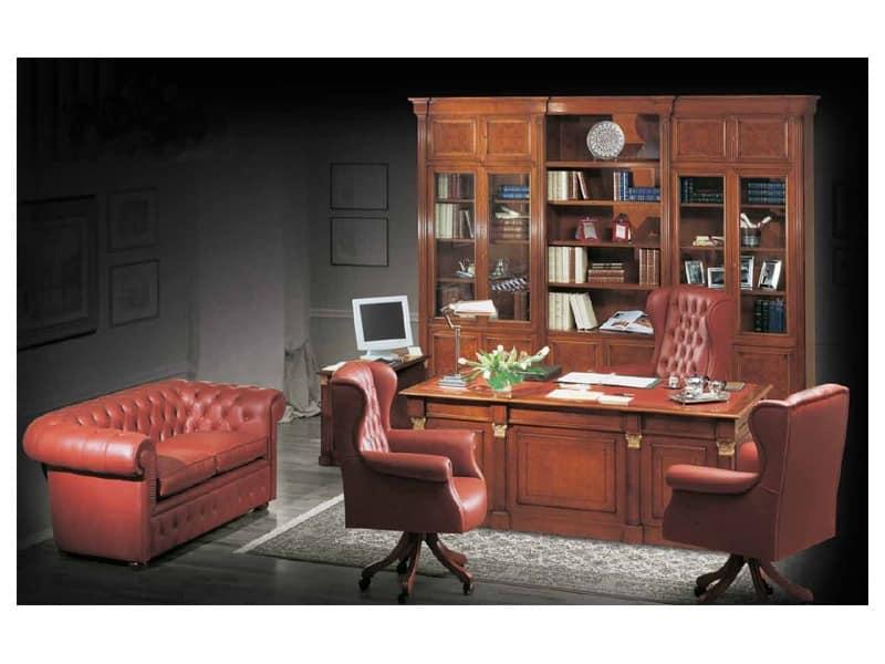 tische schreibtische klassische stil luxus und klassisch idf. Black Bedroom Furniture Sets. Home Design Ideas