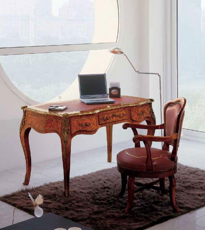Schreibtisch mit feinen oberfl chen ideal f r klassische b ros idfdesign Sofa minotti preise