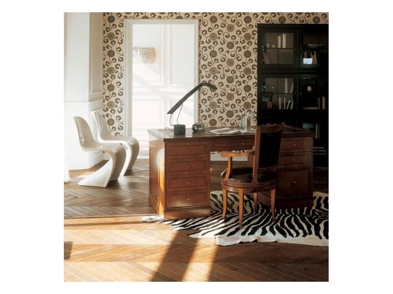 colors cubica desktop klassische schreibtisch eingang. Black Bedroom Furniture Sets. Home Design Ideas