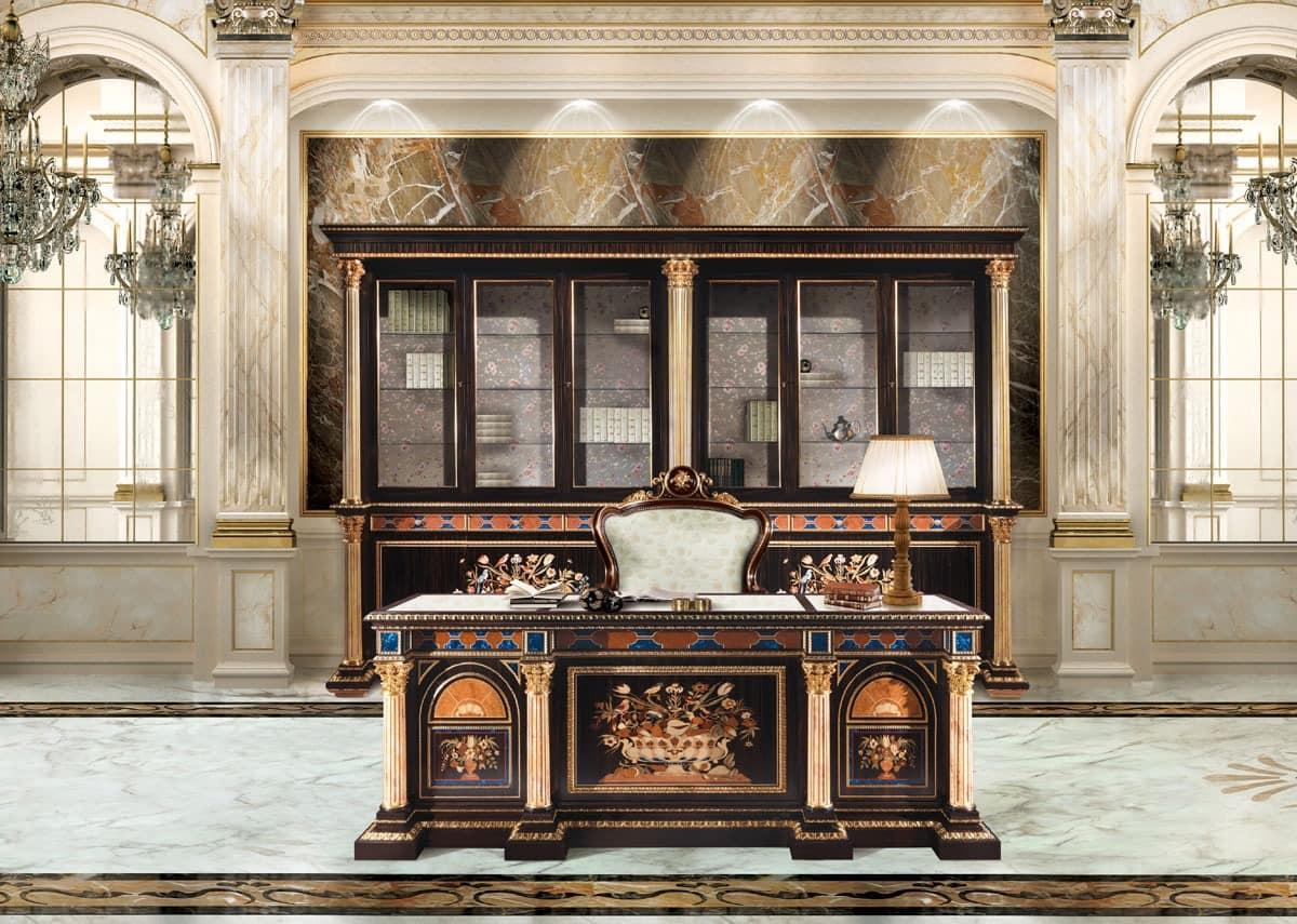 Büromöbel in klassischem Luxus-Stil | IDFdesign