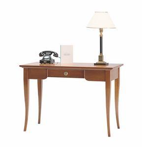 Mathilda Schreibtisch, Klassischer Schreibtisch für Hotelzimmer