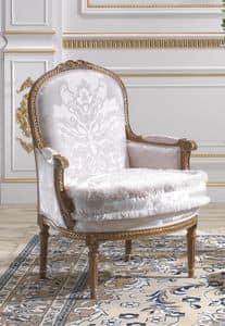 1802, Sessel für Wohnräume im klassischen Stil