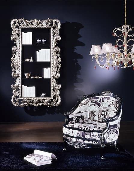 barocksessel f r klassische wohn idfdesign. Black Bedroom Furniture Sets. Home Design Ideas