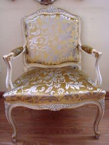 Art. 112, Luxus klassischer Stuhl für zu Hause, Stil Louis XV