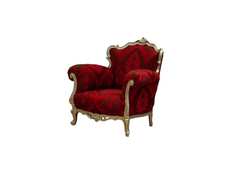 Sessel mit armlehnen luxus im klassischen stil idfdesign Sofa minotti preise