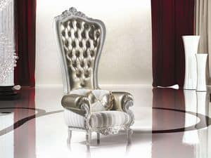 Bild von B/110/1 The Throne, elegante sessel