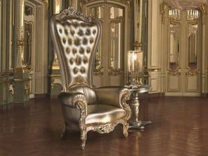 Bild von B/110/17 The Throne, polstersessel