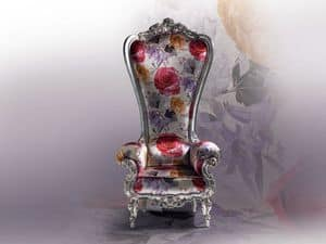 Bild von B/110/4 The Throne, umh�llende luxus-sessel