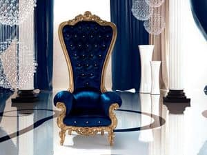 Bild von B/110/7 The Throne, luxury kleine throne