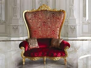 Bild von B/120/1 The Throne, polstersessel